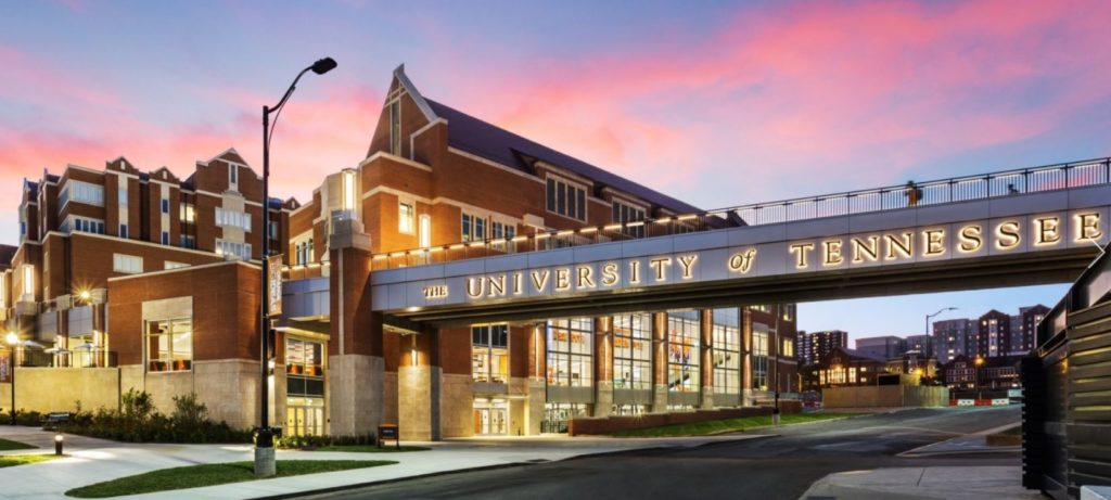 University of Tennessee Knoxville Student Union