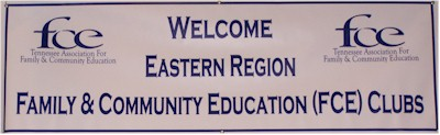Welcome  Eastern Region Family & Community Education